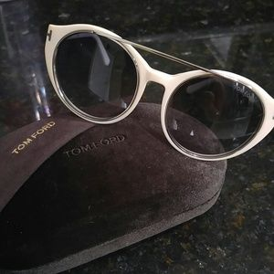 100% authentic Tom Ford Sunglasses